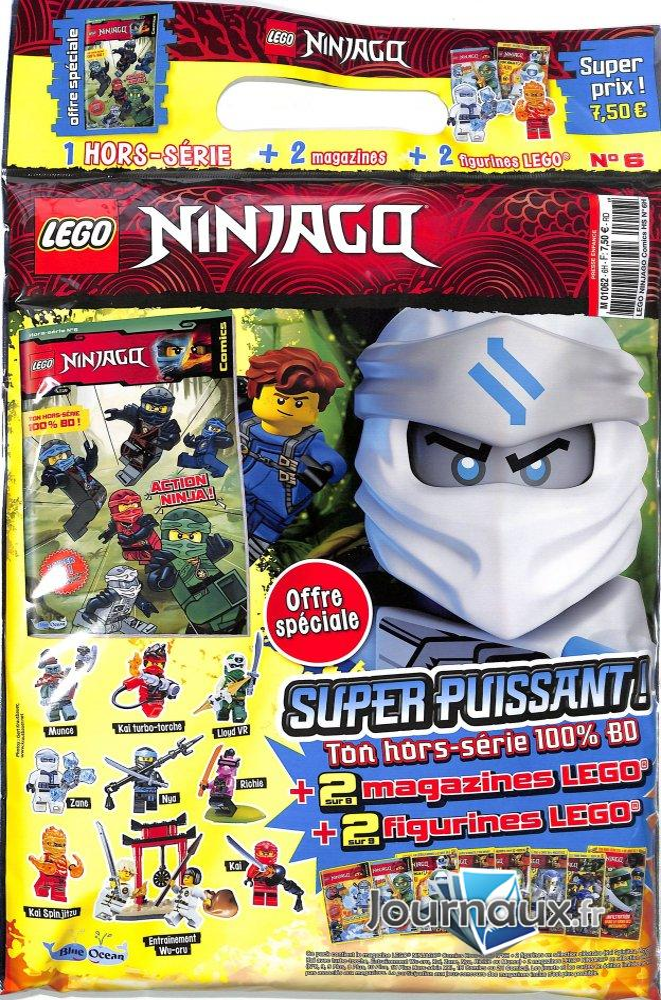 Lego Ninja pack Hors-série