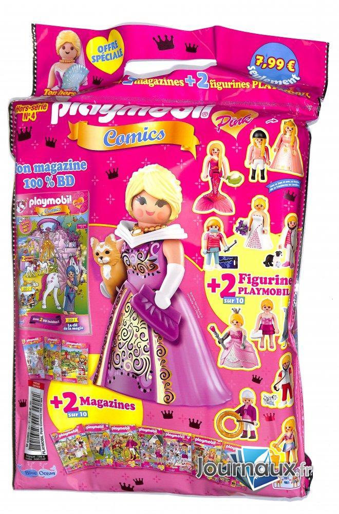 Playmobil Pinks Comics Hors-Série