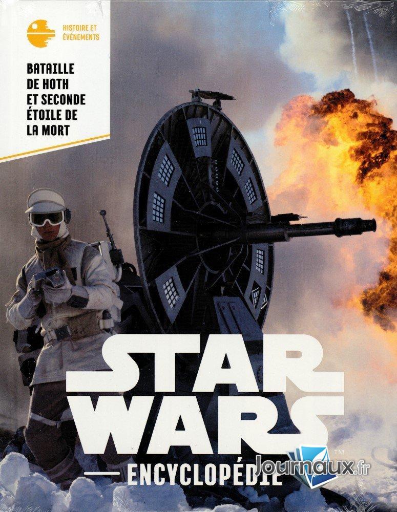 10 - Bataille de Hoth et Seconde Étoile de la Mort