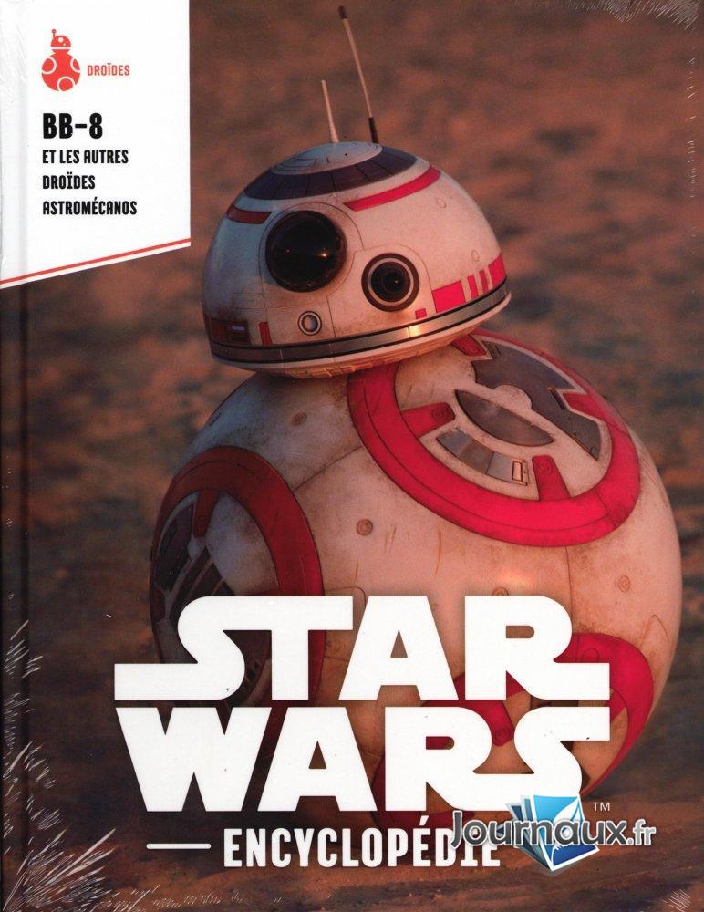 52 - BB-8 et les Autres Droïdes Astromécanos