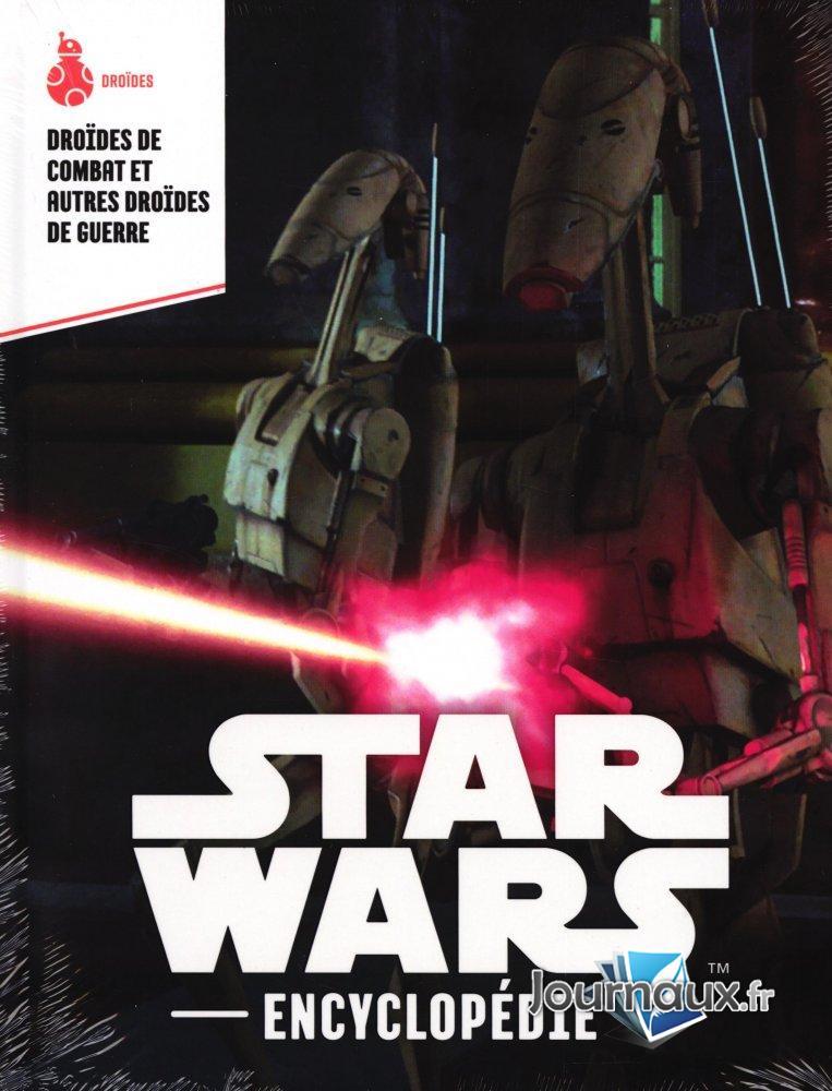 53 - Droïdes de Combat et Autres Droïdes de Guerre