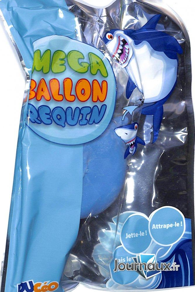 Mega Ballon Requin