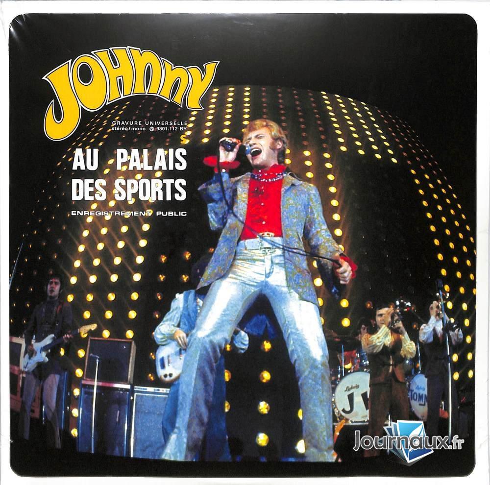 Johnny au Palais des Sports - 1967