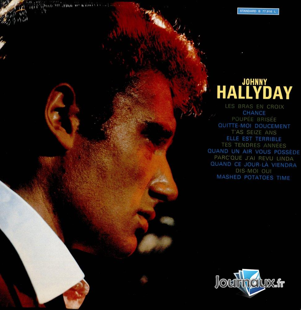 Johnny Hallyday N°4