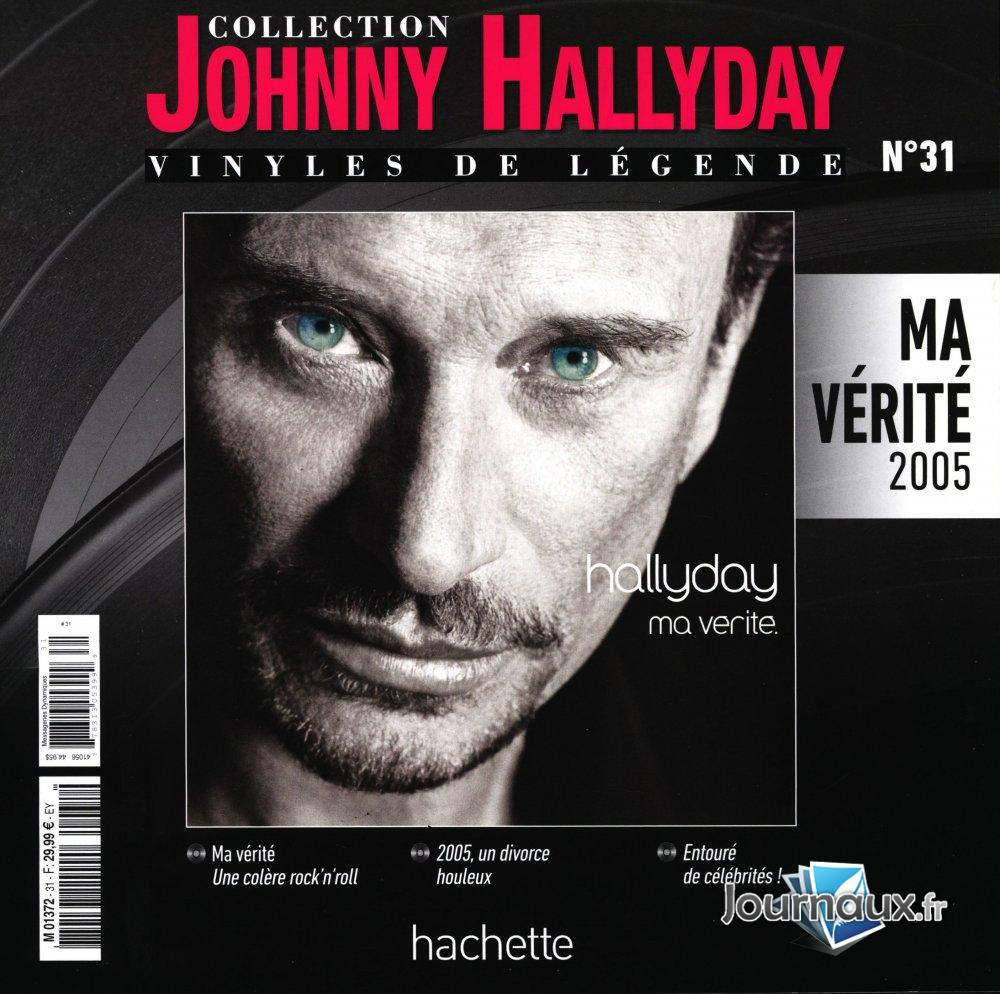 Hallyday Ma Vérité - 2005
