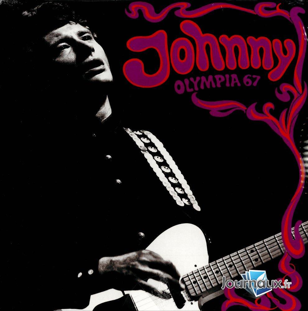 Johnny Olympia 67