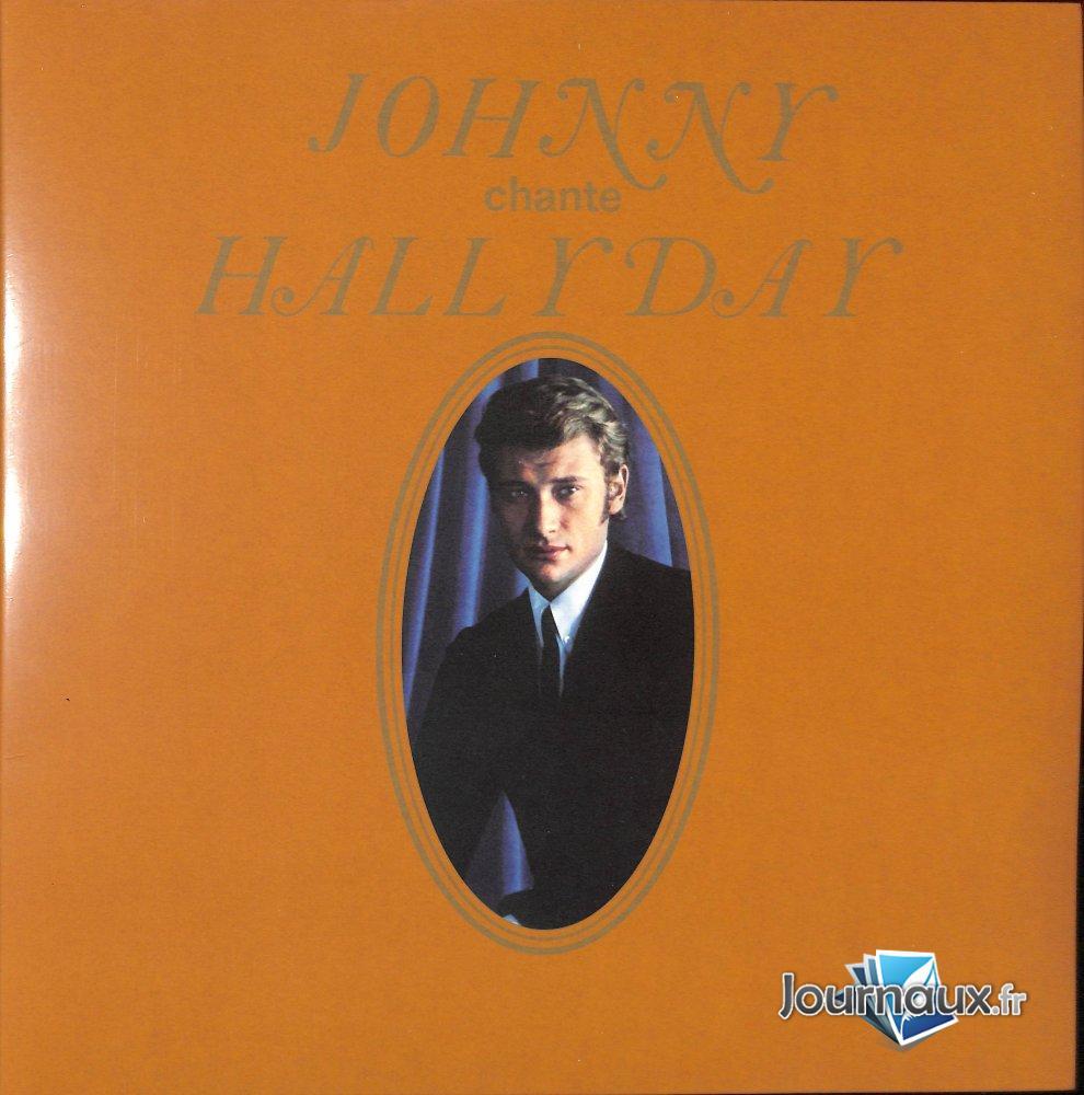 Johnny Chante Hallyday - 1965