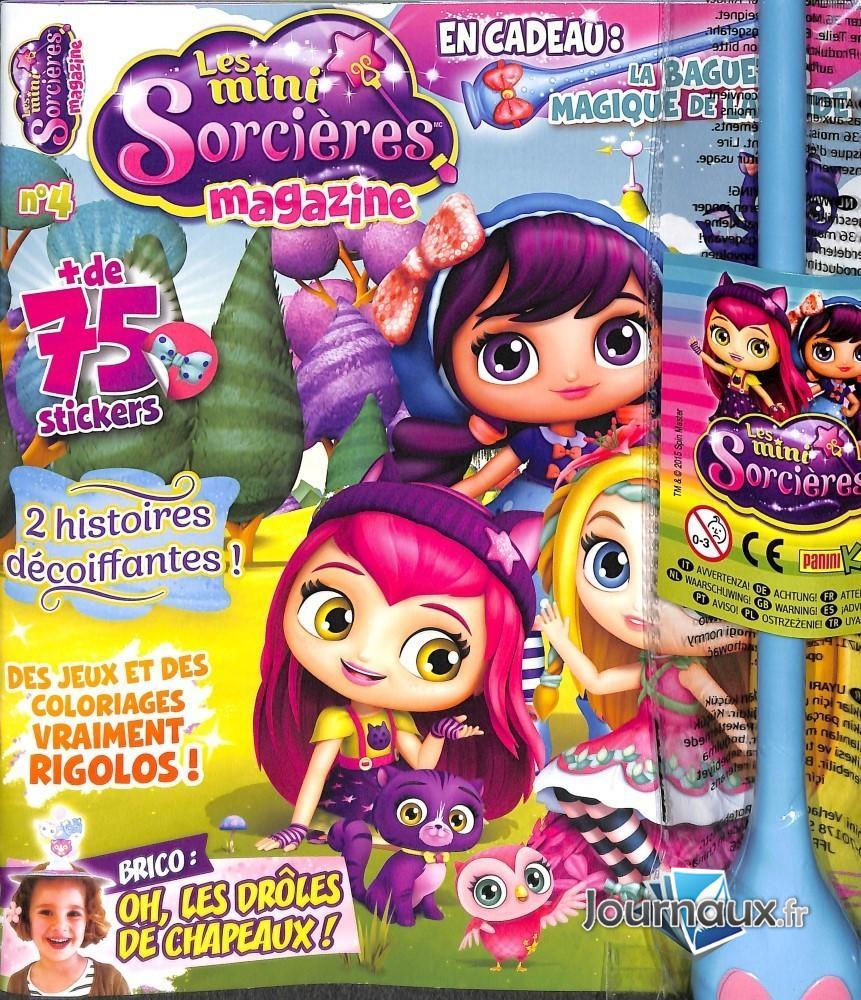 Les Mini Sorcières Magazine