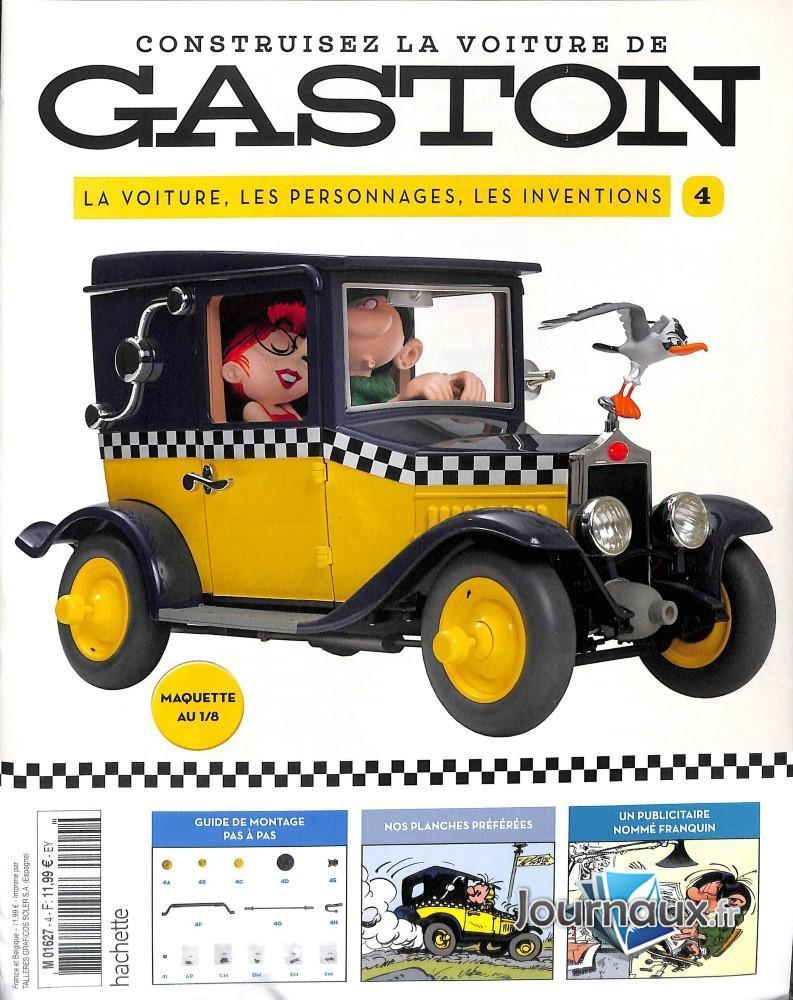 Construisez La Voiture De Gaston