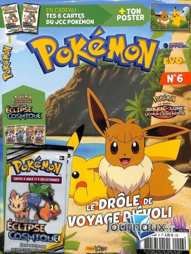 Pokemon Evo