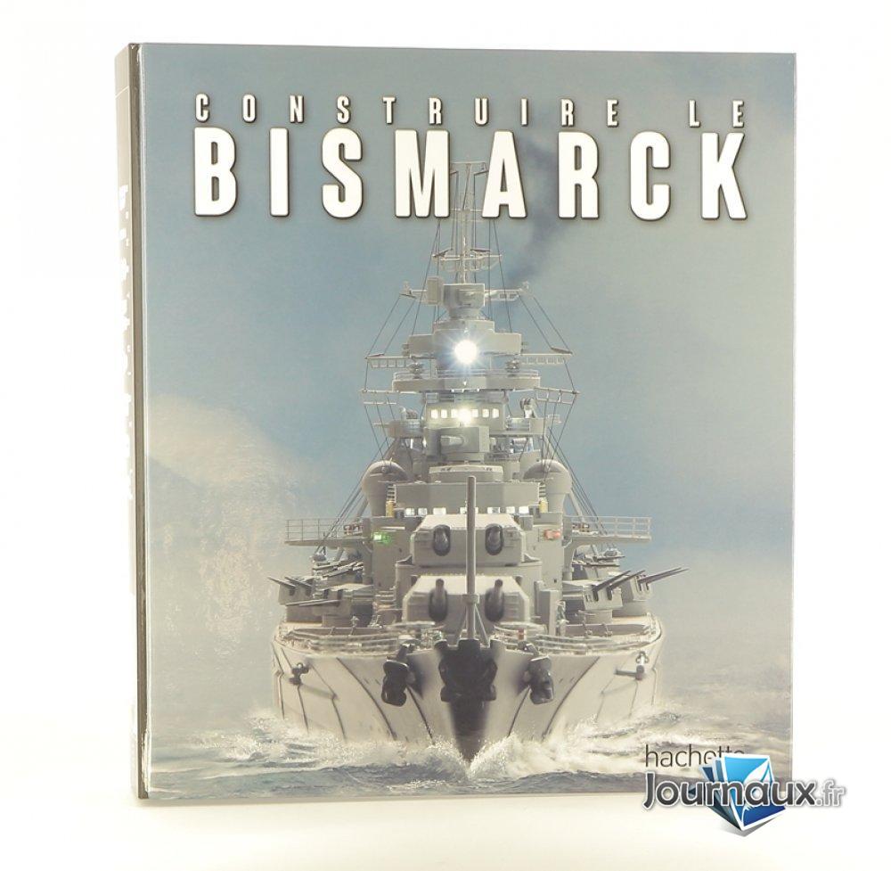 Classeur Construire le Bismarck