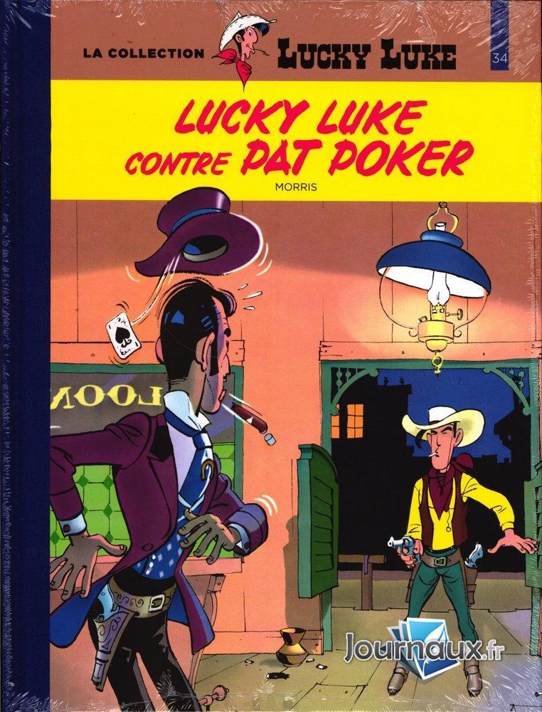 5 - Lucky Luke Contre Pat Poker