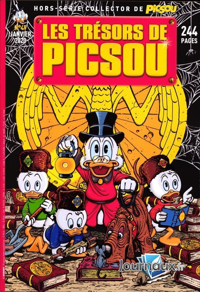 Les Trésors de Piscou Hors-Série