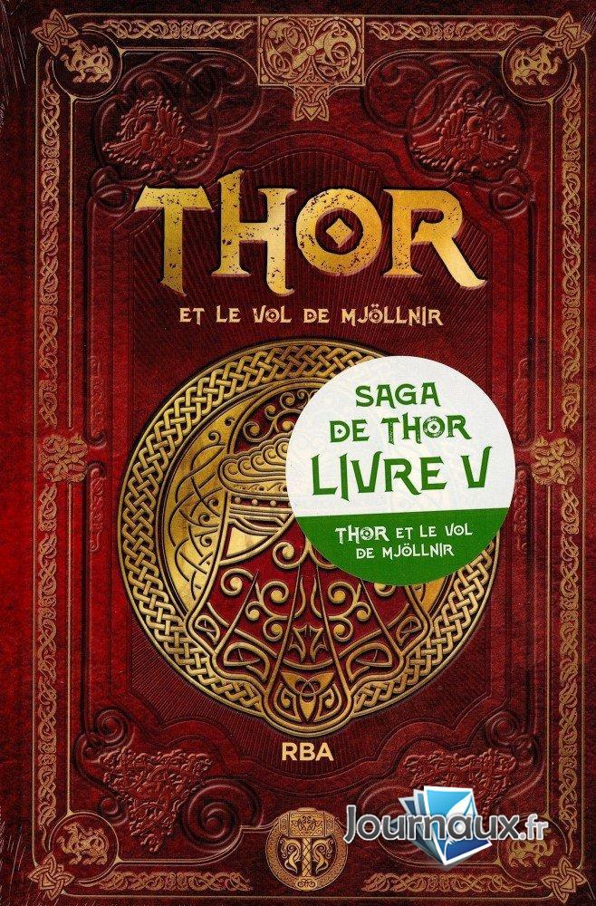 Thor et le vol de Mjöllnir
