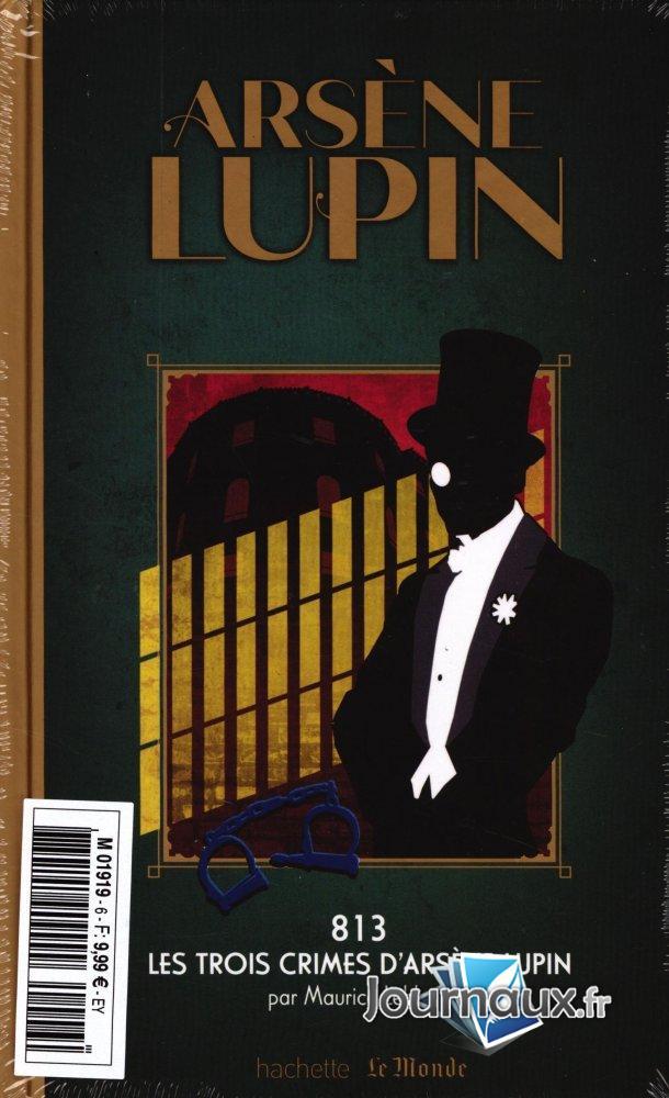 Arsène Lupin - Les trois Crimes d'Arsène Lupin