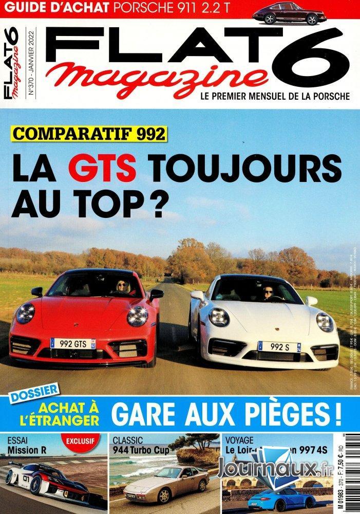 Flat 6 Magazine