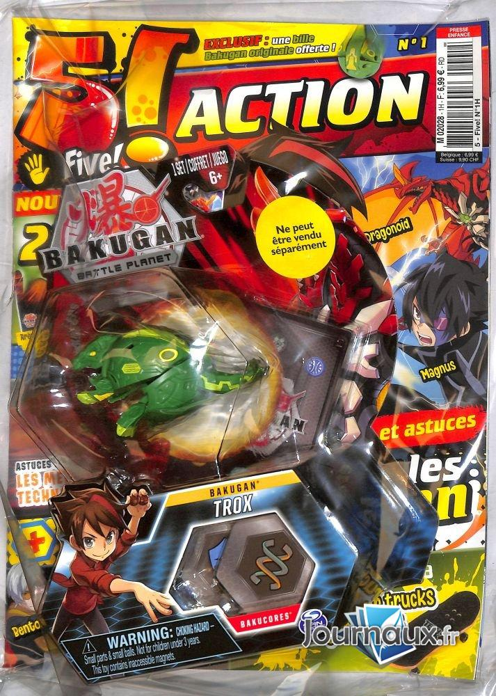 5! Five Action