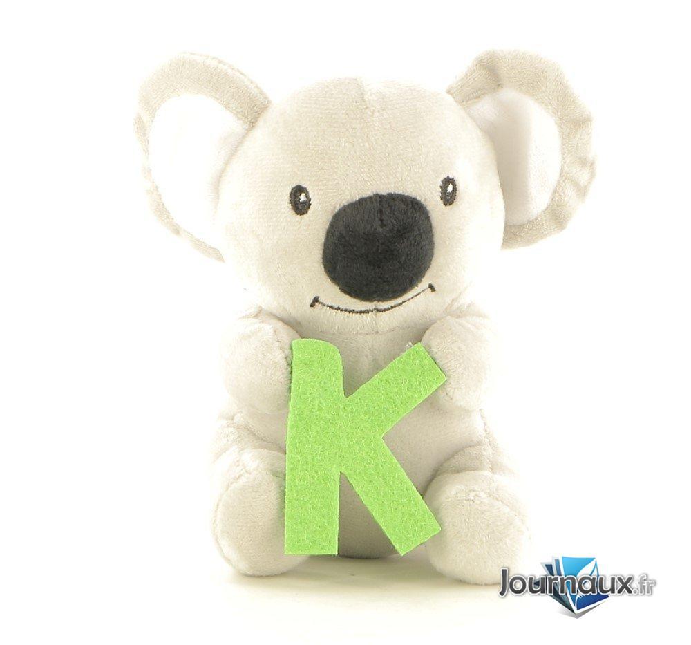 Découvre le K avec Kim le Koala