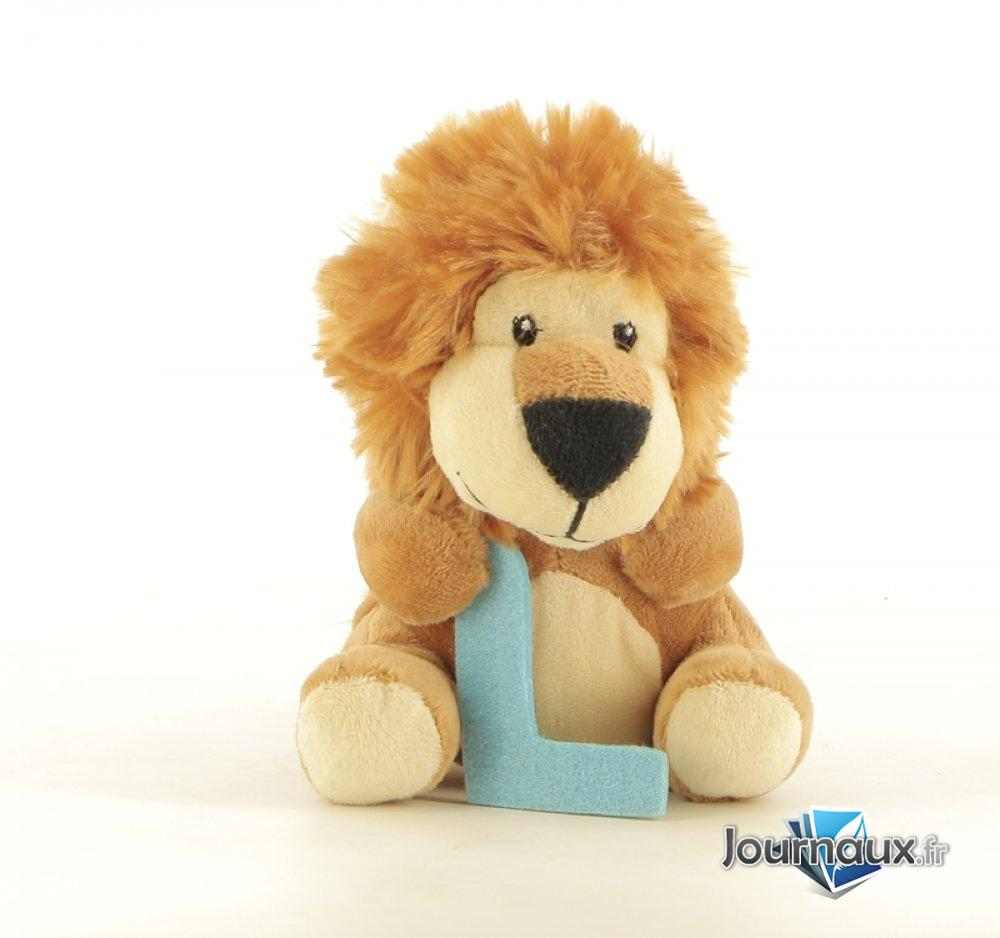 Découvre le L avec Léon le Lion