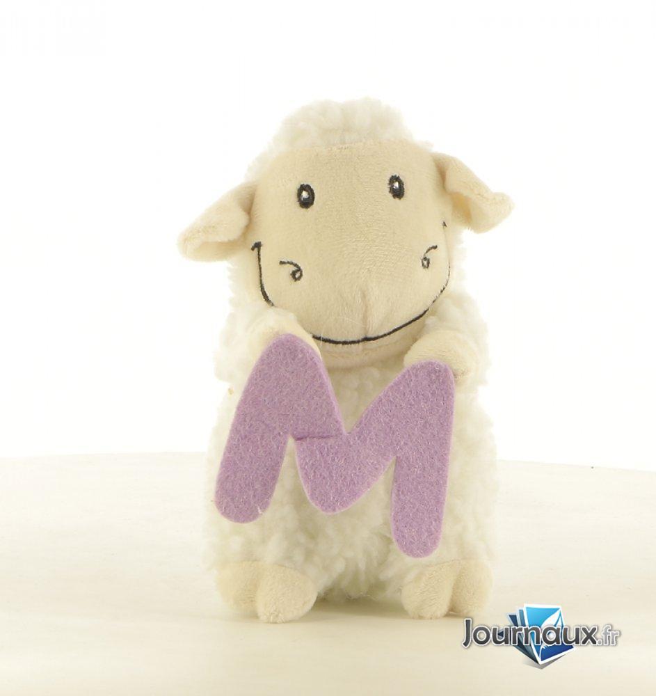 Découvre le M avec Max le Mouton