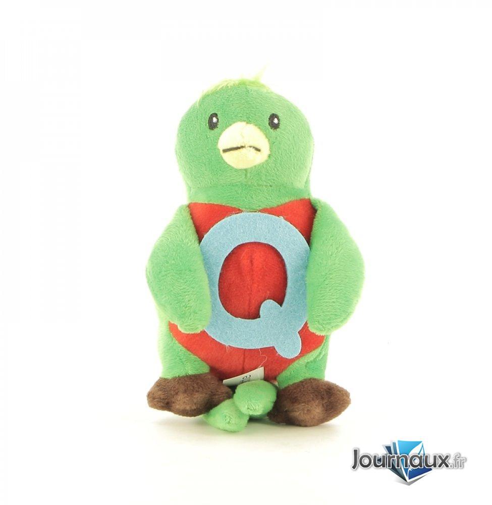 Découvre le Q avec Quentin le Quetzal