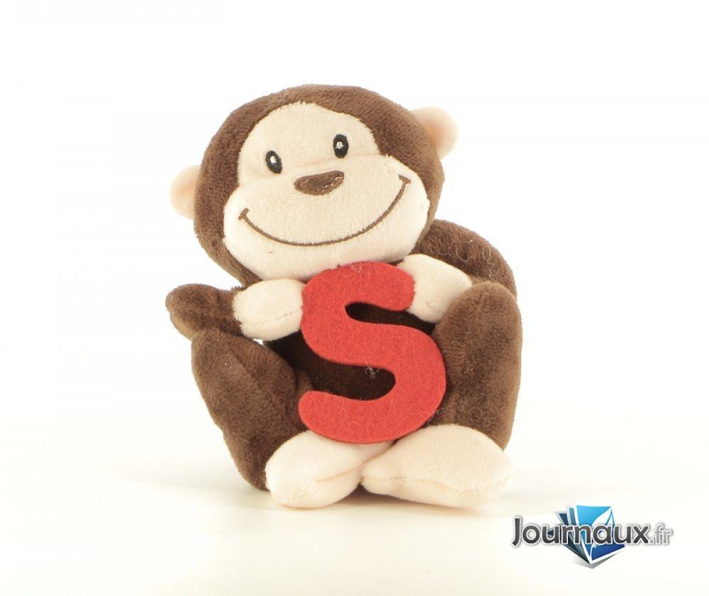 Découvre le S avec Simon le Singe