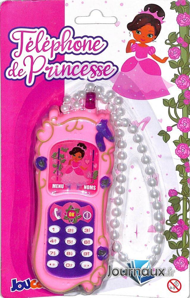 Téléphone de Princesse