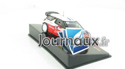 Citroën DS3 WRC Rallye De France-Alsace 2012
