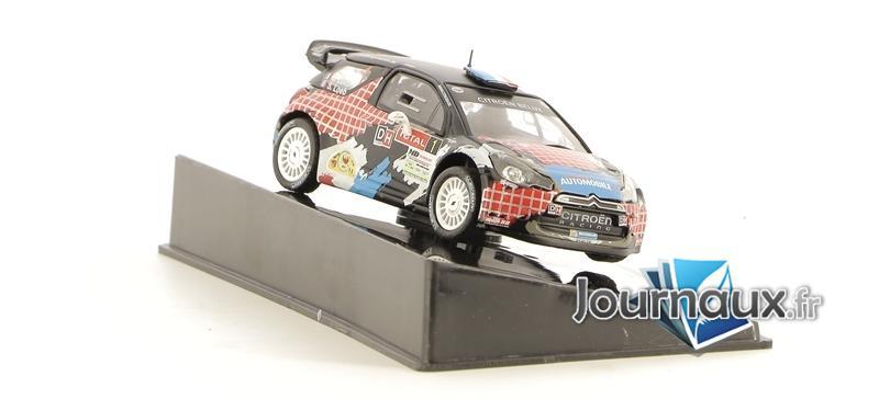 Citroën DS3 WRC - Rallye du Condroz-Huy 2013