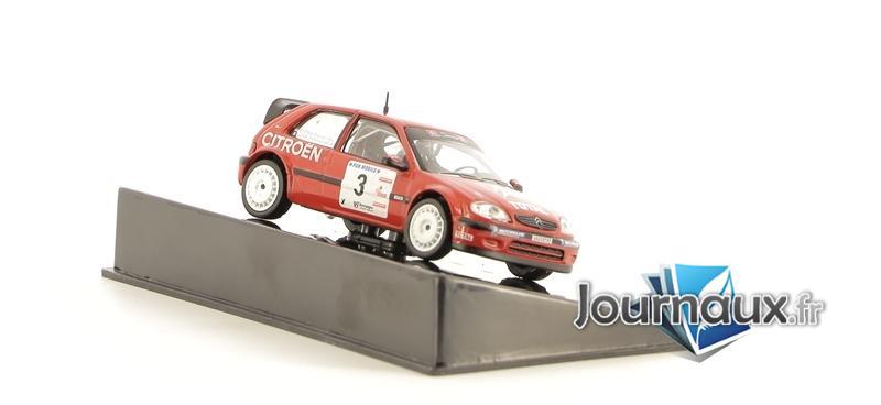 Citroën Saxo T4 - Rallye Terre De L'Auxerrois - 2001