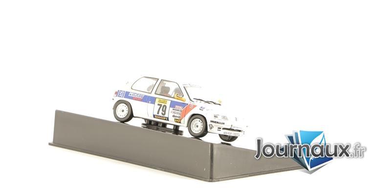 Peugeot 106 Rallye - Rallye International Charlemagne 1997