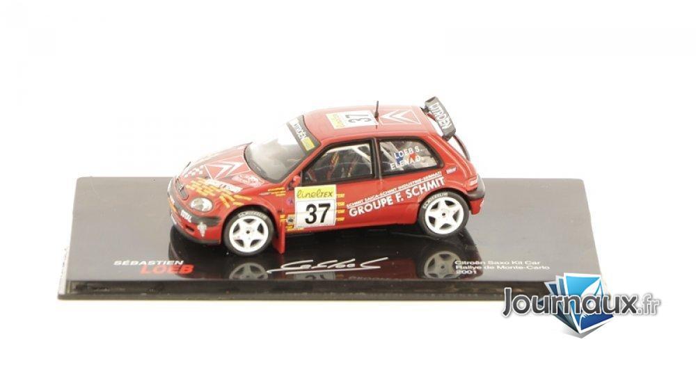 Citroën Saxo Kit Car - Rallye Monte-Carlo 2001