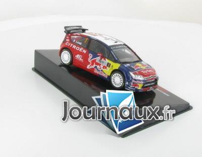 Citroën C4 WRC Tour de Corse 2008