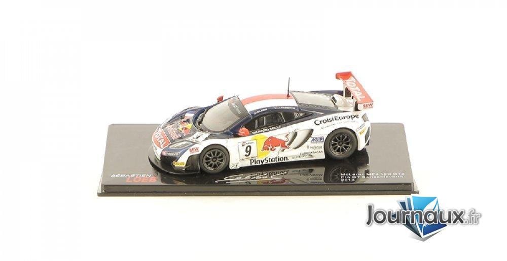 McLaren MP4 12C GT3 - Série FIA GT - Circuit de Navarre - 2013