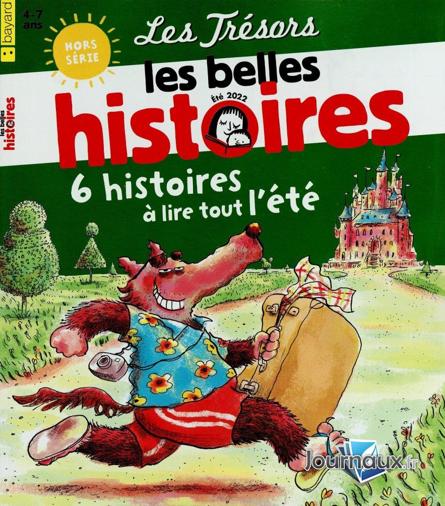 Trésors Les Belles Histoires Hors-Série