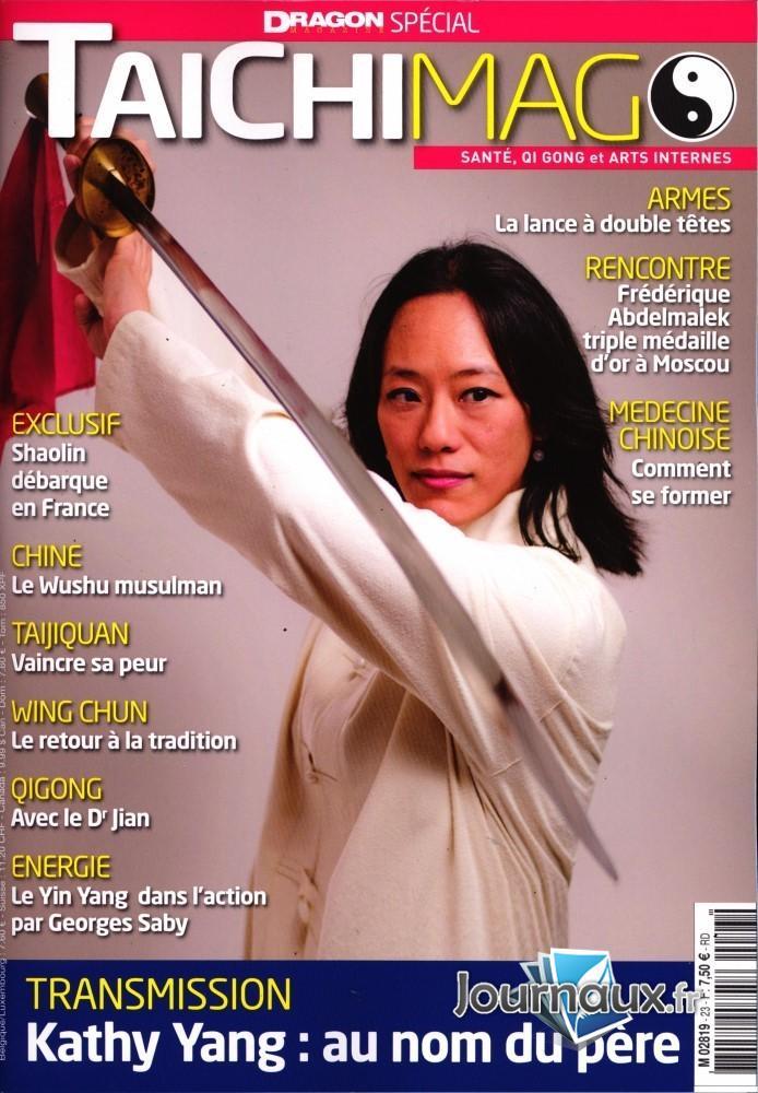 Dragon Magazine Spécial Taichi Mag
