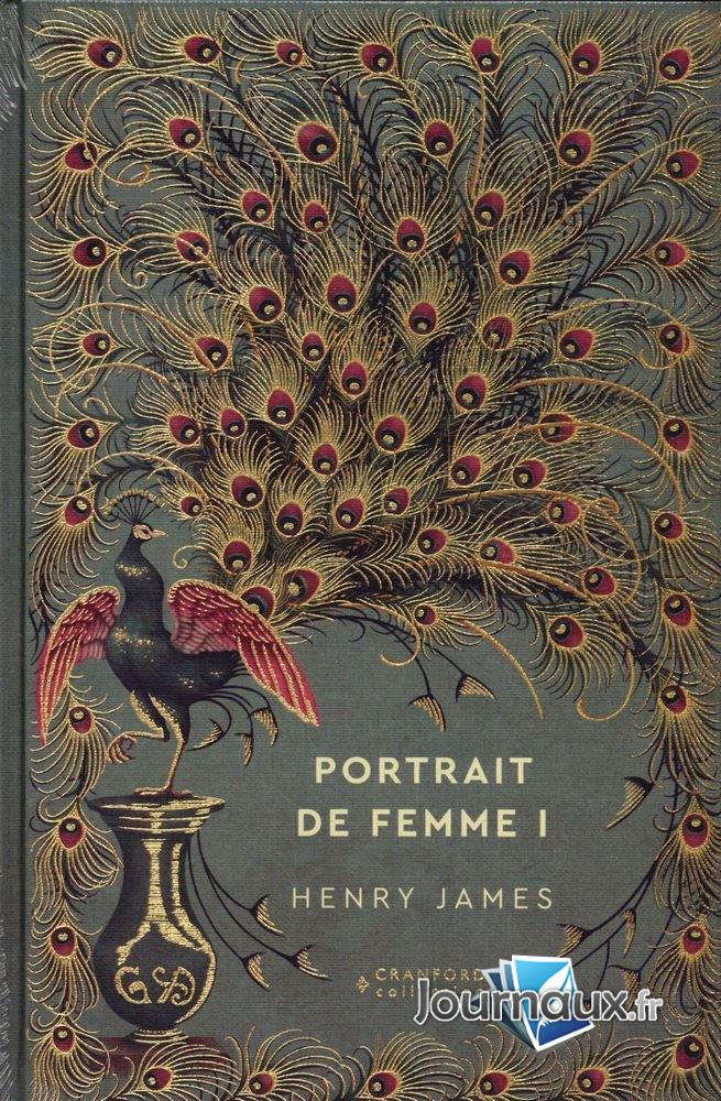 Portrait de Femme I - Henry James