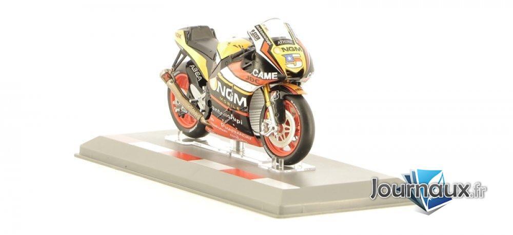 Colin Edwards 2014 - Yamaha YZR-M1