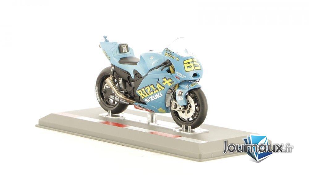 Loris Capirossi 2009 - Suzuki GSV-R