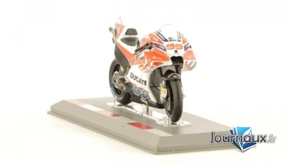 Jorge Lorenzo 2017 - Ducati Desmosedici GP17