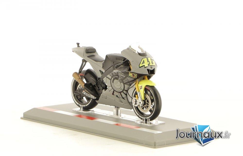Valentino Rossi 2013 - Yamaha YZR-M1 Présaison
