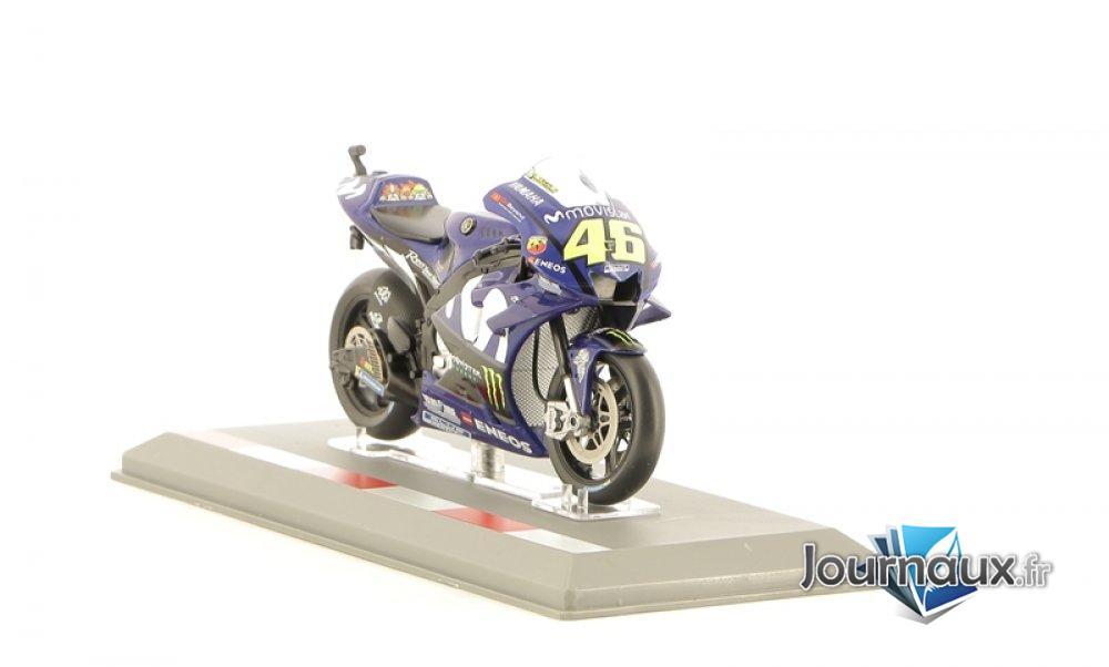 Valentino Rossi 2018 - Yamaha YZR-M1