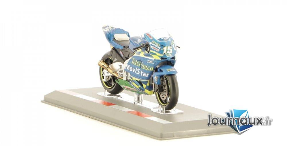 Sete Gibernau 2003 - 2004 - Honda RC211V