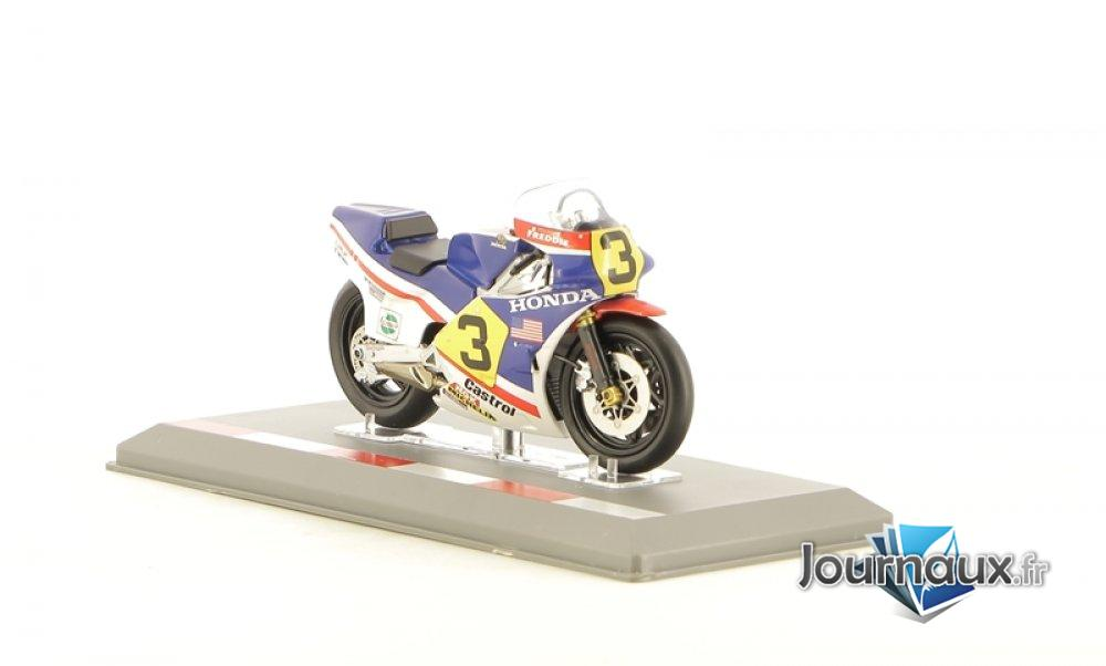 Freddie Spencer - 1983 - Honda NS500