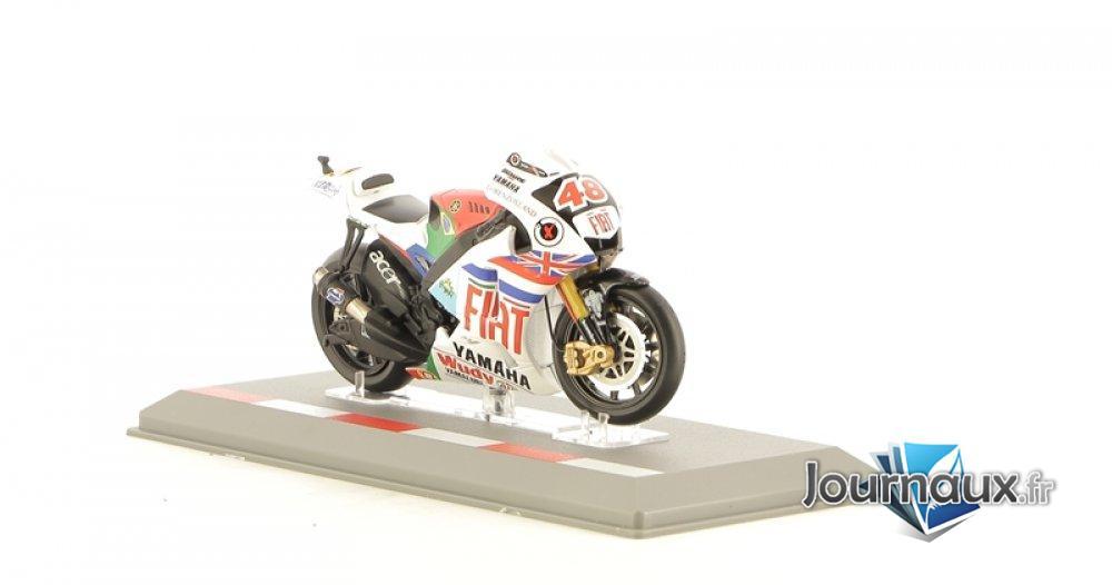 Jorge Lorenzo - 2008 - Yamaha YZR-M1