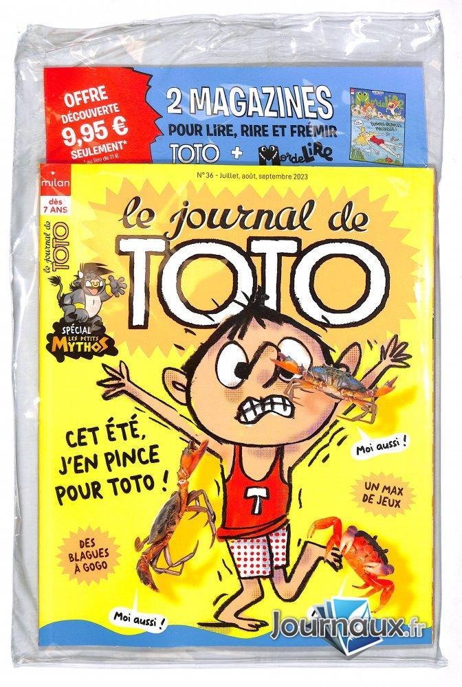 Le Journal de Toto + Mordelire