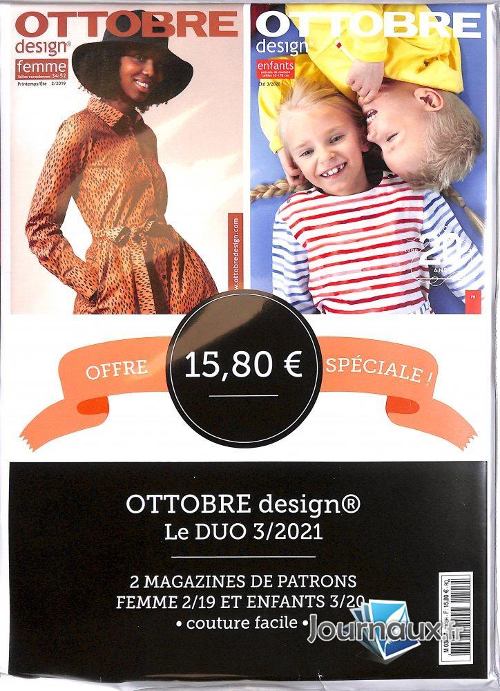 Ottobre Design Duo