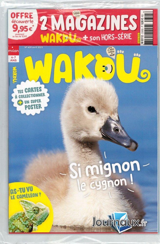Wakou + Hors-Série