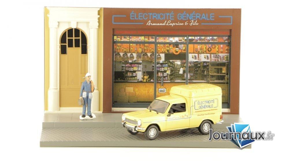 Simca 1100 - Electricien