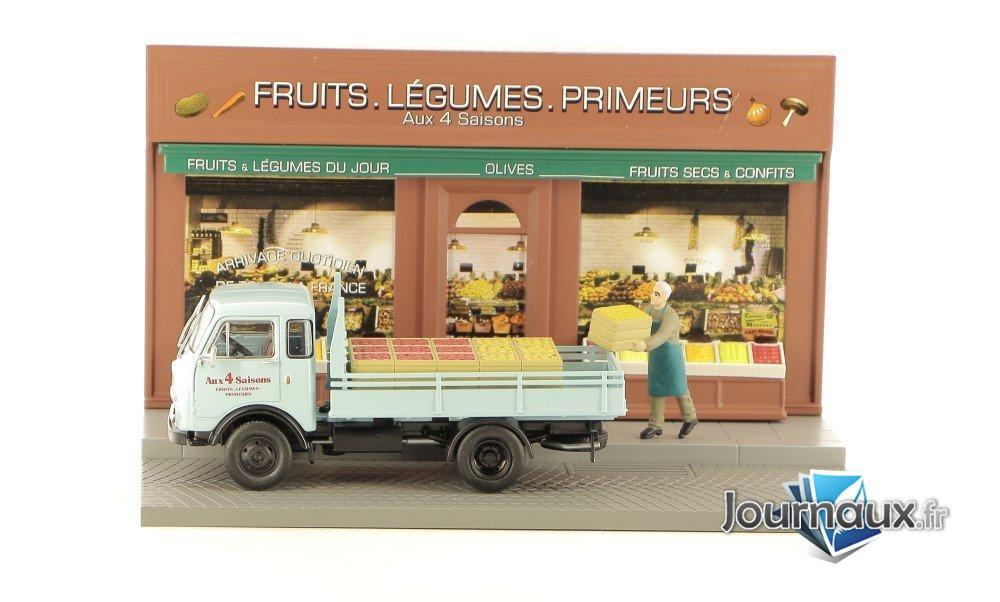 Le Livreur de Fruits et Légumes UNIC 20 C